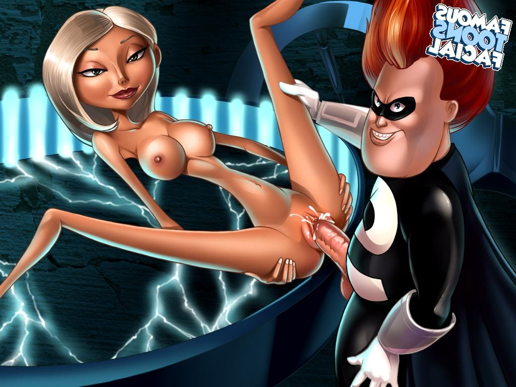 Incredibles Porn Pics Awesome dark secrets of naughty incredibles - 5 | famous toons facial